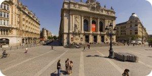 visite virtuelle 360° hd Lille place du théâtre par showaround