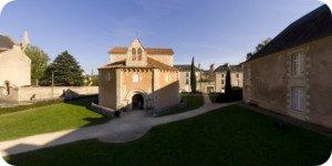 Visite virtuelle 360° haute définition baptistère Saint-Jean à Poitiers par Showaround