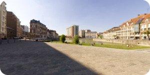 Visite virtuelle 360° hd quai Wault à Lille par Showaround