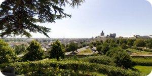 Visite virtuelle 360° hd Mont-Liban jardin d'Ornano à Caen par Showaround