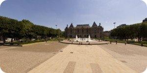 Visite virtuelle 360° haute définition place de la République à Lille par Showaround
