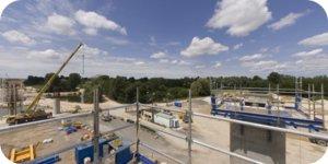 visite virtuelle 360 hd chantier viaduc A19 par Showaround