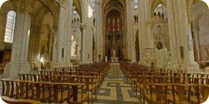 Visite virtuelle 360° haute définition église Saint Nicolas à Nantes par Showaround