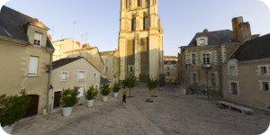 Visite virtuelle 360° haute définition Tour Saint-Aubin à Angers par Showaround