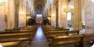 Visite virtuelle 360° haute définition basilique Saint Sernin à Toulouse par Showaround
