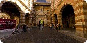 Visite virtuelle 360° flash haute définition cour du Capitole à Toulouse par Showaround