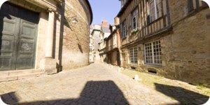 Visite virtuelle 360° flash haute définition rue de la Psalette à Rennes par Showaround