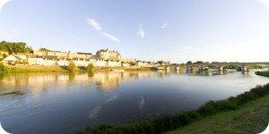 Visite virtuelle 360° flash haute définition château d'Amboise vu par Léonard de Vinci
