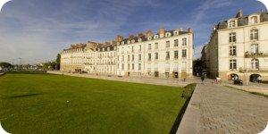 Visite virtuelle 360° flash haute définition de l'Ile Feydeau à Nantes par Showaround