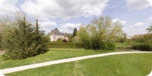 Visite virtuelle 360° flash haute définition du golf de Donnery près d'Orléans par Showaround