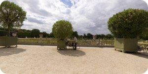 Visite virtuelle 360 HD des jardins du Luxembourg par Showaround