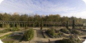Visite virtuelle 360° flash haute définition des jardins du château de Chamerolles en Val de Loire par Showaround