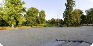 Visite virtuelle 360° flash haute définition du Jardin Public à Bordeaux par Showaround