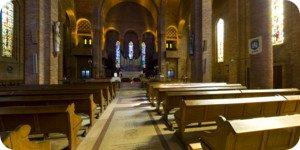 Visite virtuelle 360° flash haute définition de l'église Sainte-Jeanne-d'Arc à Gien Loiret par Showaround