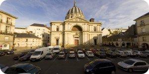 Visite virtuelle 360° flash haute définition de Notre-Dame du Bon Port à Nantes par Showaround