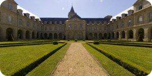 Visite virtuelle 360° flash haute définition de l'Abbaye aux dames à Caen par Showaround