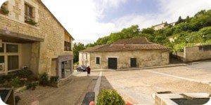 Visite virtuelle 360° hd d'Aubeterre sur Dronne Charente par Showaround