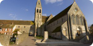Visite virtuelle 360° flash haute définition du Bourg à Ferrière en Gâtinais par Showaround