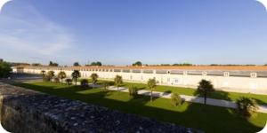 Visite virtuelle 360° flash HD de la Corderie Royale de Rochefort par Showaround
