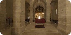 Visite virtuelle Oratoire de Germigny