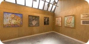 Visite virtuelle galerie d'art Le Garage Orléans