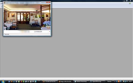 Visite virtuelle sans plein écran