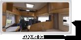 Visite virtuelle intérieur camping car par Showaround